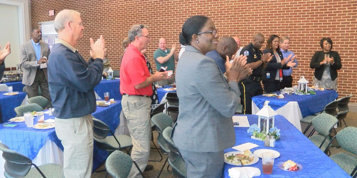 Albany and Dougherty Co. host recognition luncheon for EOC leaders