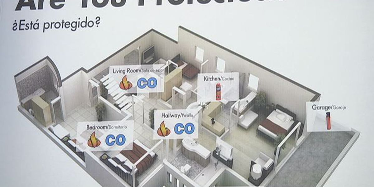 Carbon monoxide dangers, silent killer