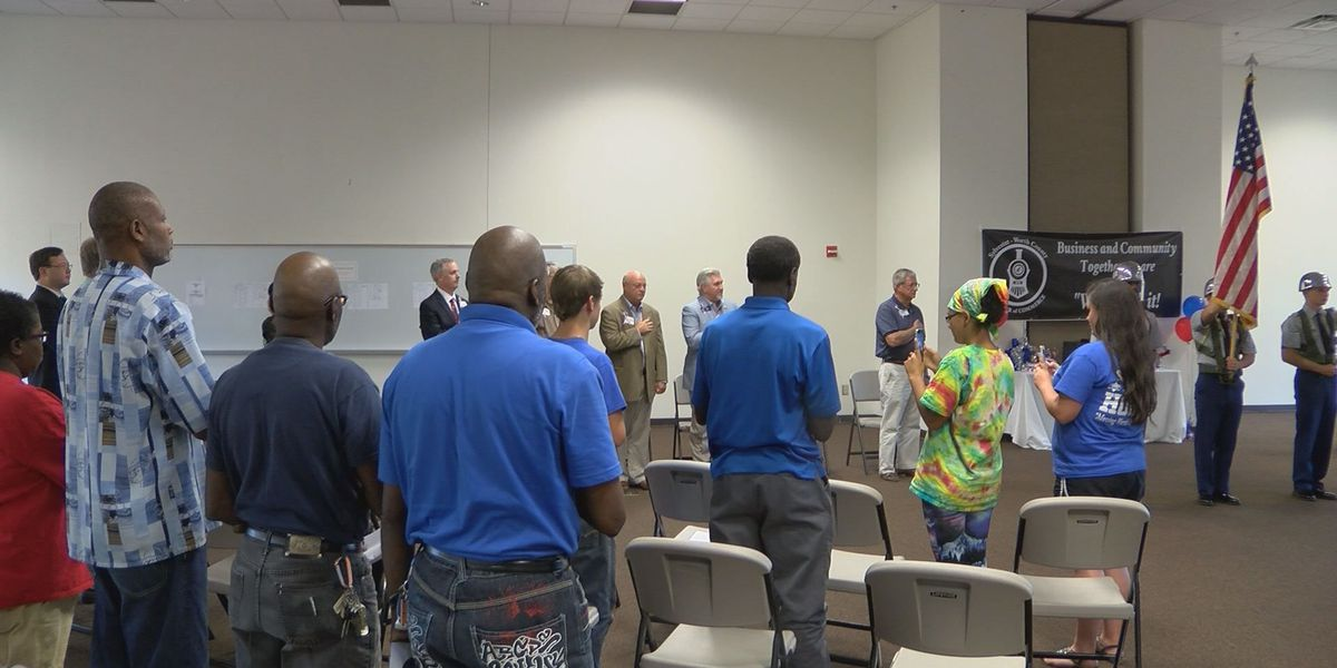 Worth County candidates meet with voters