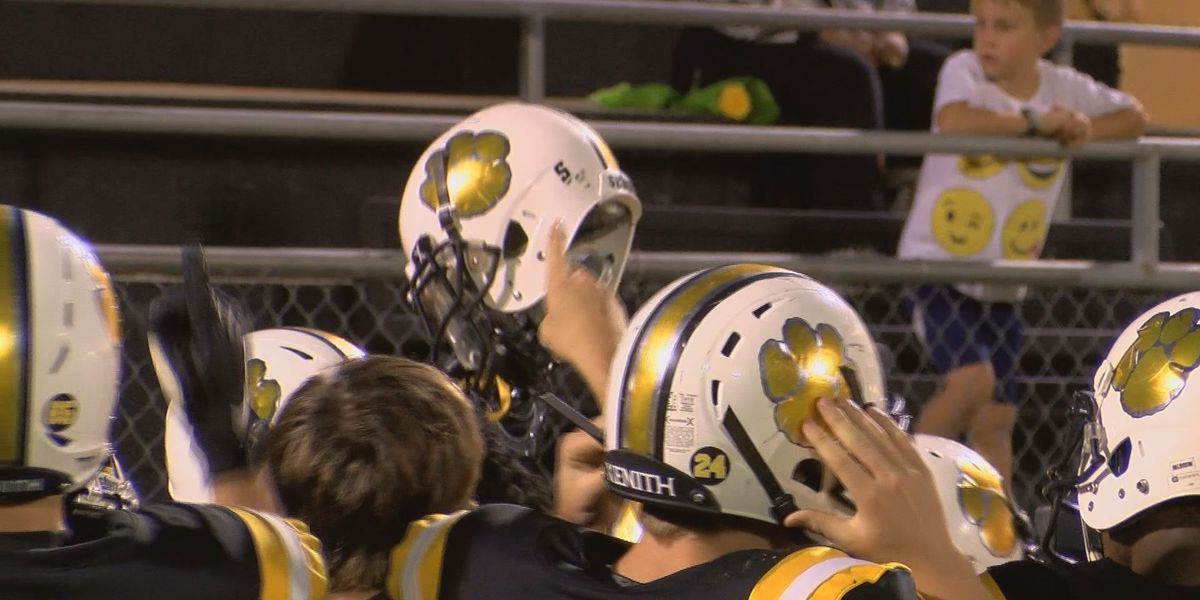 Week 9: Friday night football schedule and scores