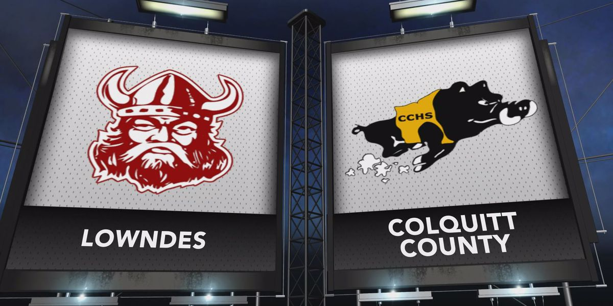 Game of the Week: Lowndes @ Colquitt County