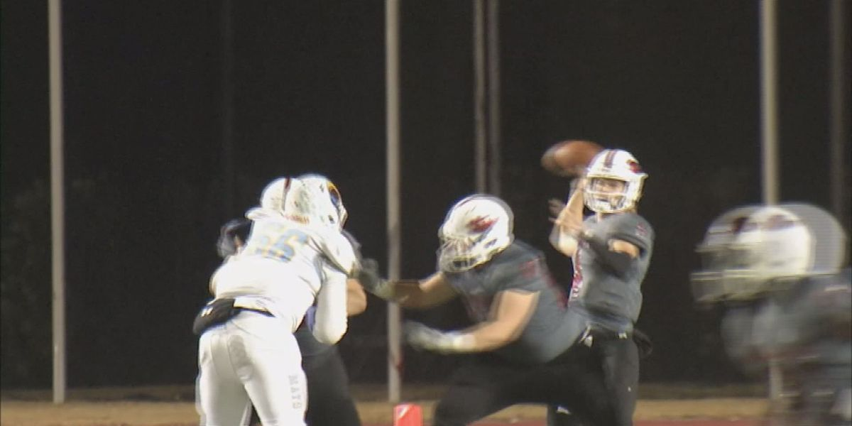 WALB GAME OF THE WEEK (11/24/17): Lee County learned from 2016 Mays defeat