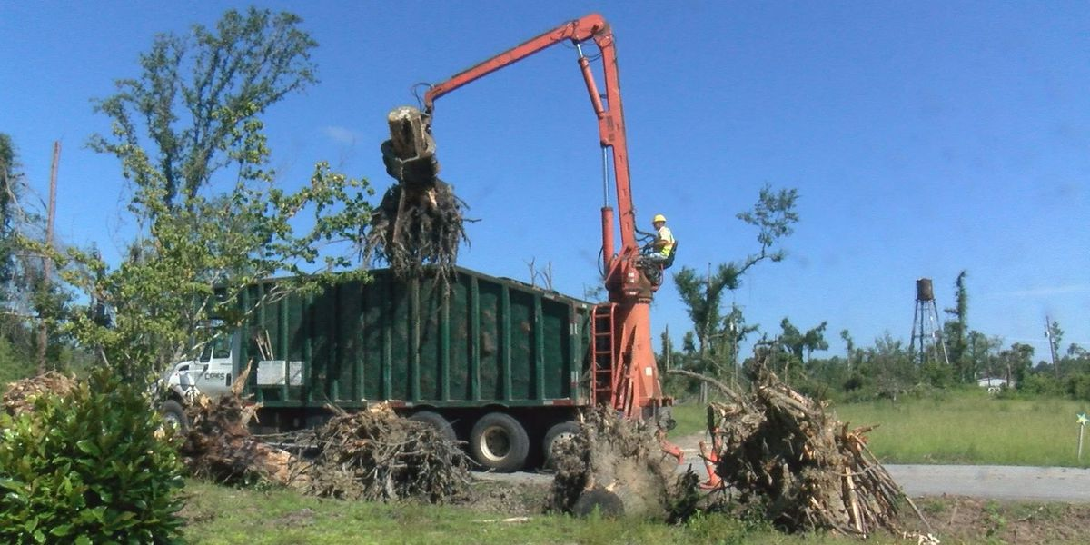 $4.8 million paid for tornado debris pickup, FEMA money expected soon