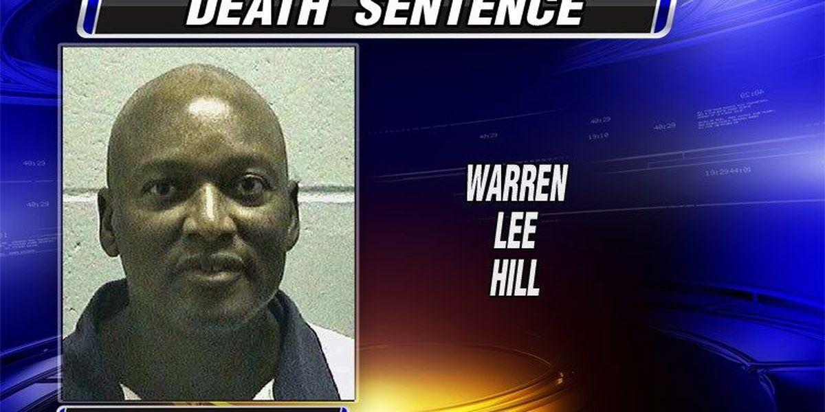Execution of Warren Hill carried out
