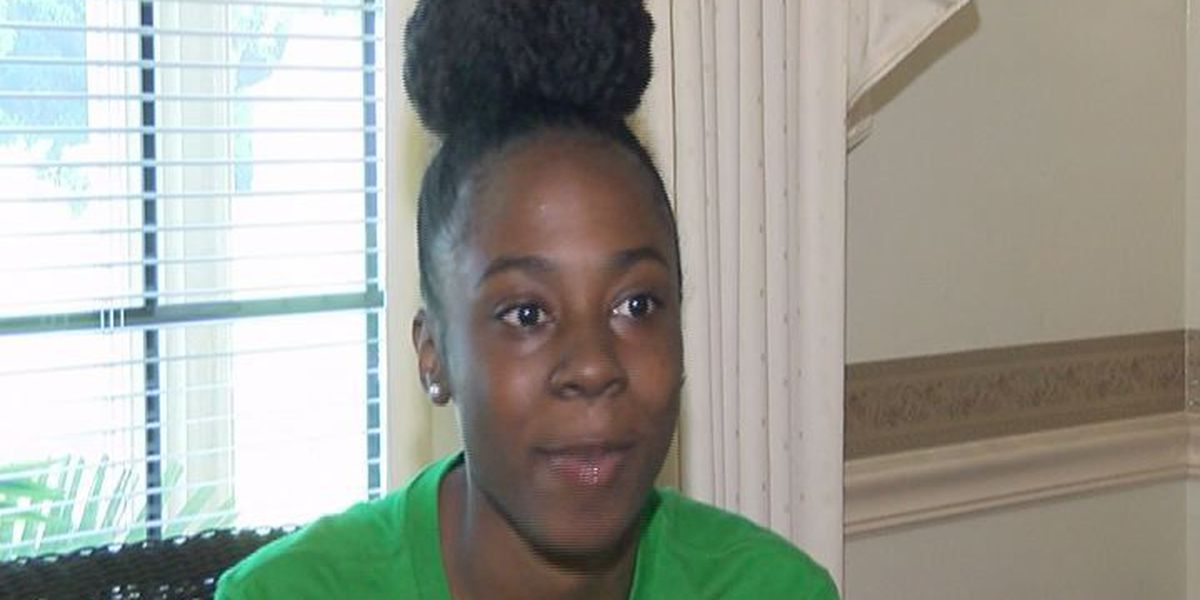 Teen born with HIV aims to win national poetry contest