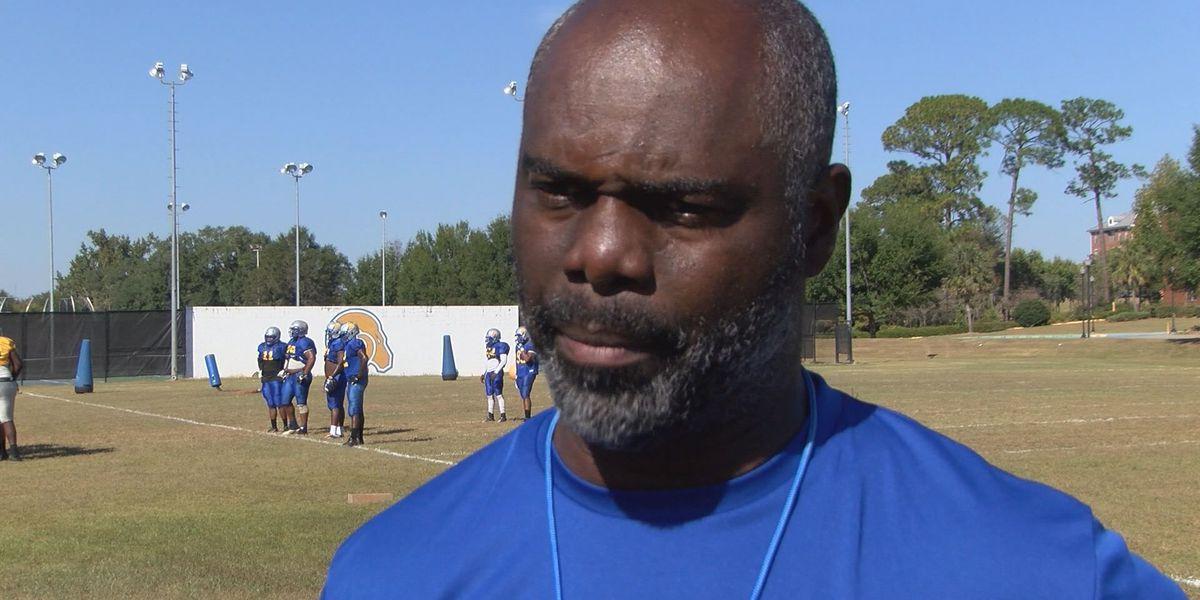 ASU head football coach Land resigns