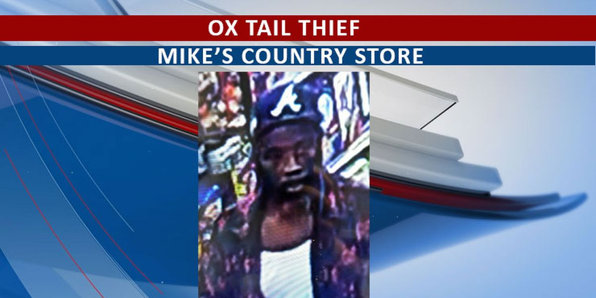 Mike's Country Store: Shoplifter makes off with stolen meat
