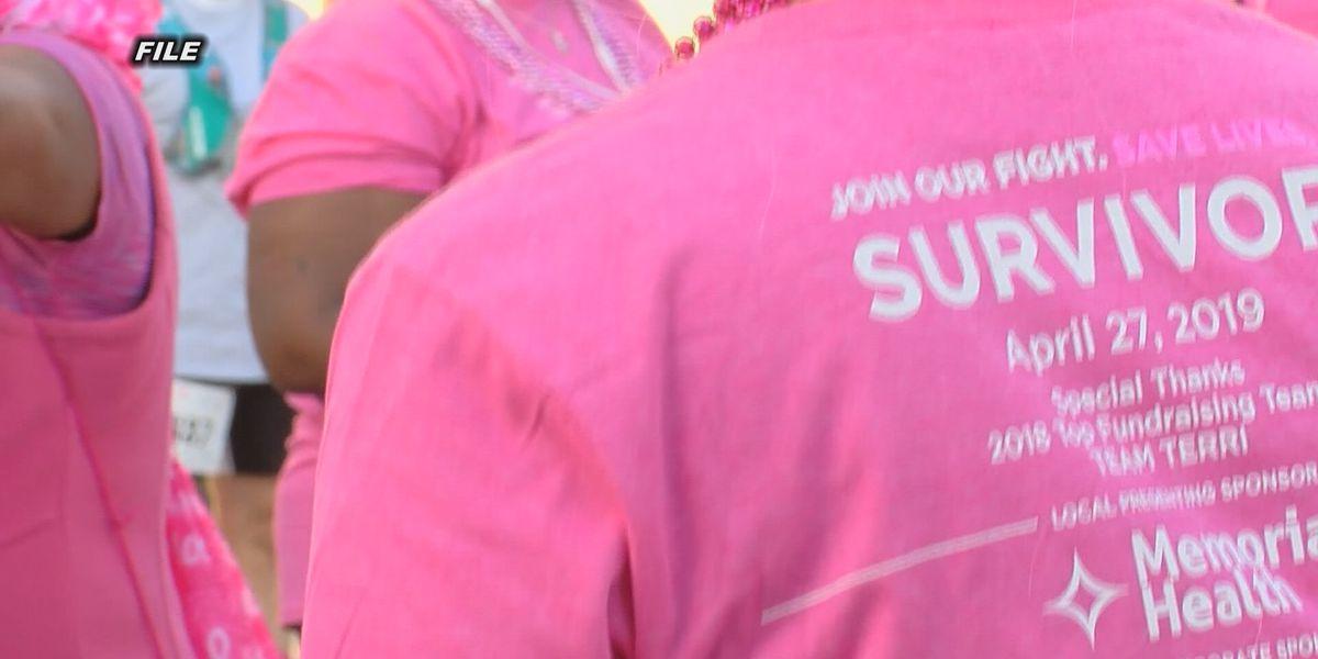 October highlights Breast Cancer month