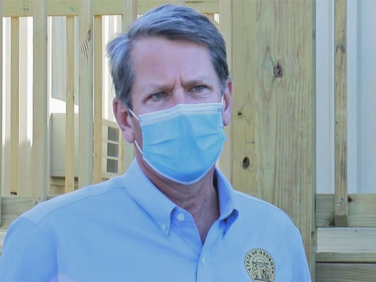 Kemp extends state's public health emergency into new year
