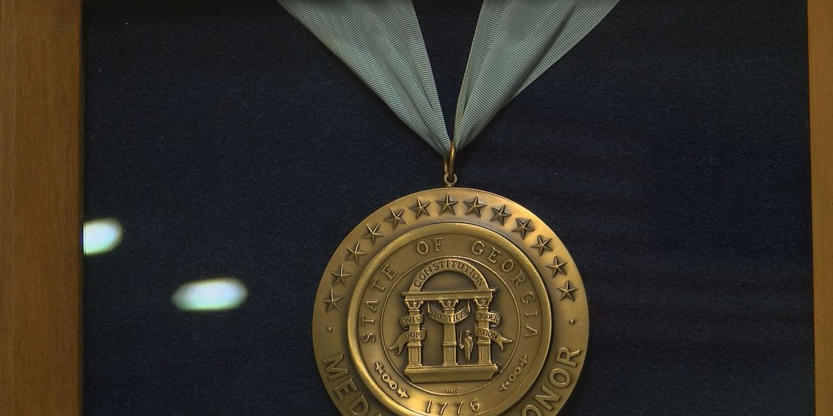 Georgians celebrate National Medal of Honor Day