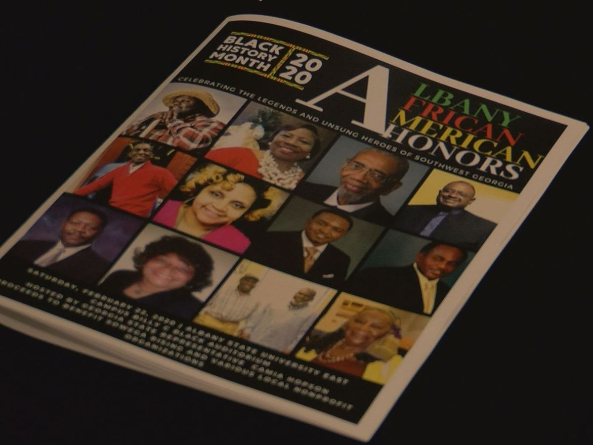 Albany State University hosts African-American Awards Ceremony
