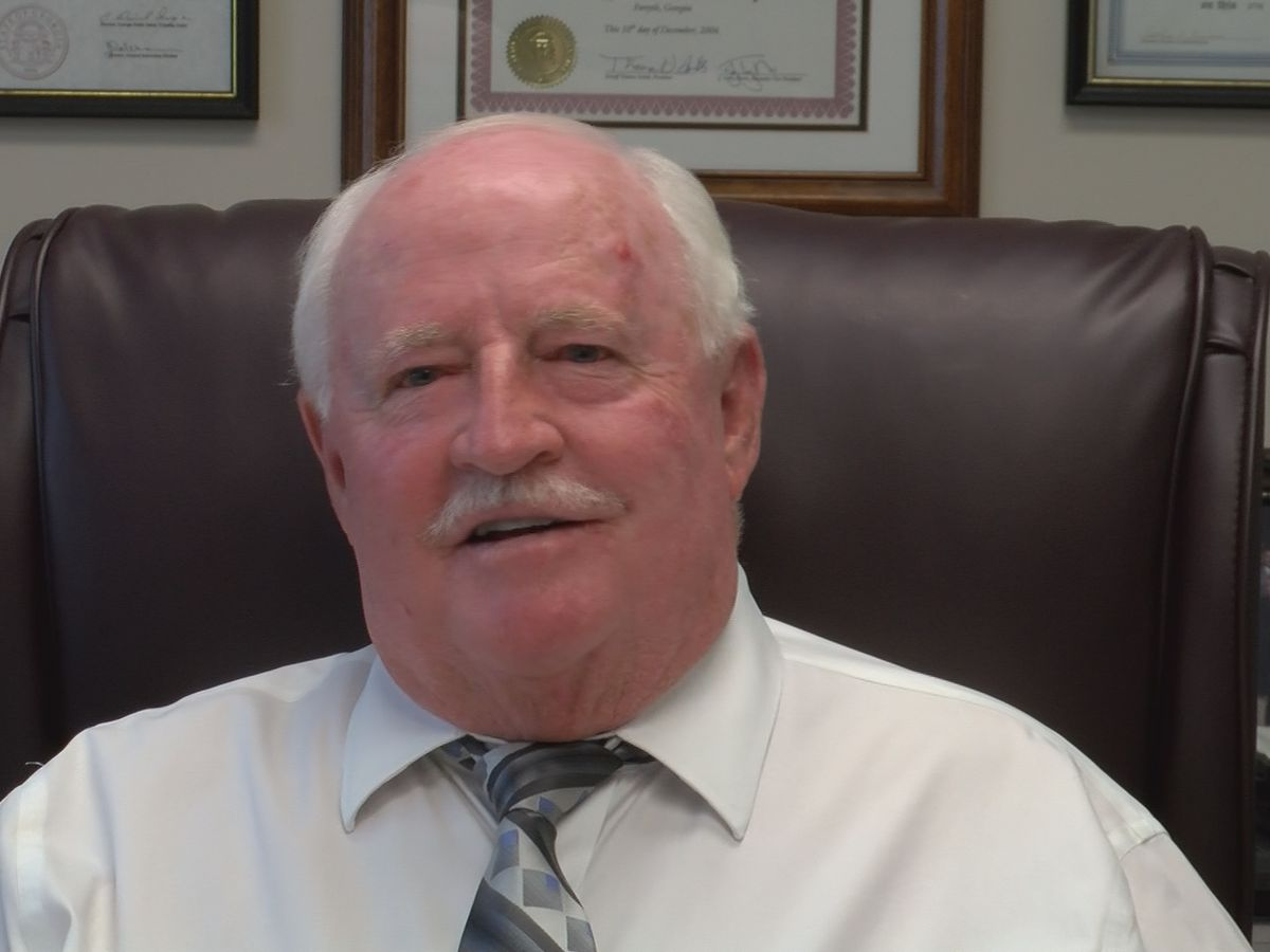 Grady sheriff wins runoff; to face Democratic challenger in November election