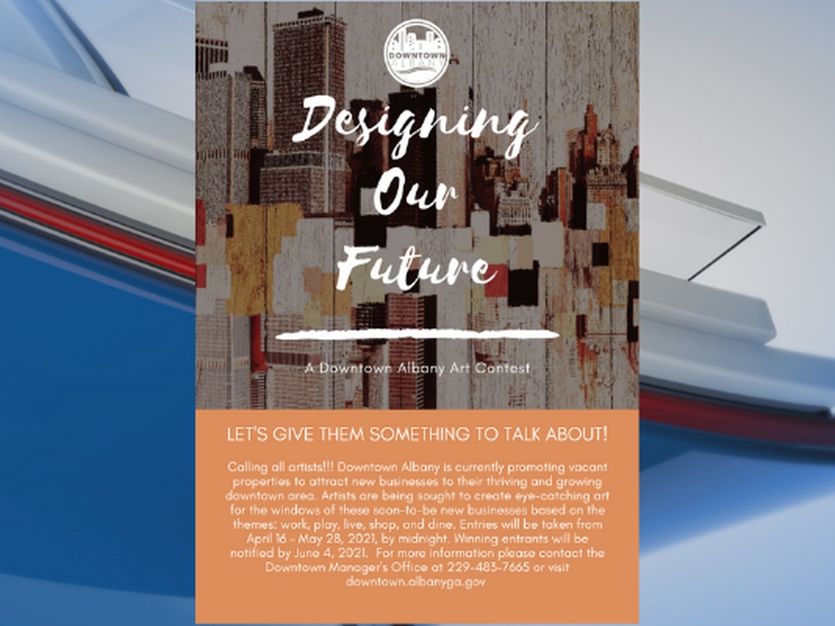 Downtown Albany announces art contest