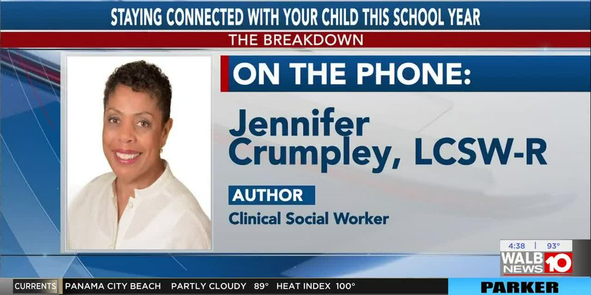 Staying connected with your child this school year