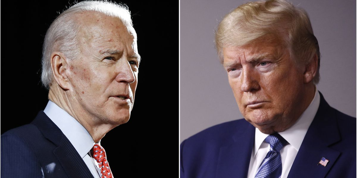 Trump, Biden to meet in Ohio for 1st presidential debate
