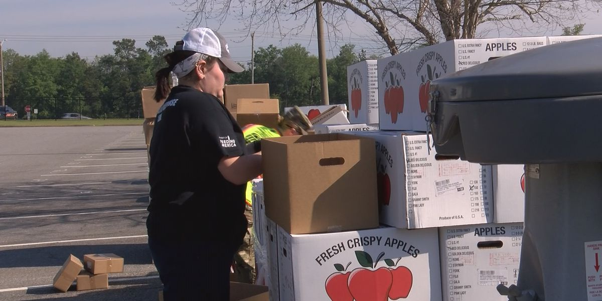 Cordele church offers food ahead of Thanksgiving