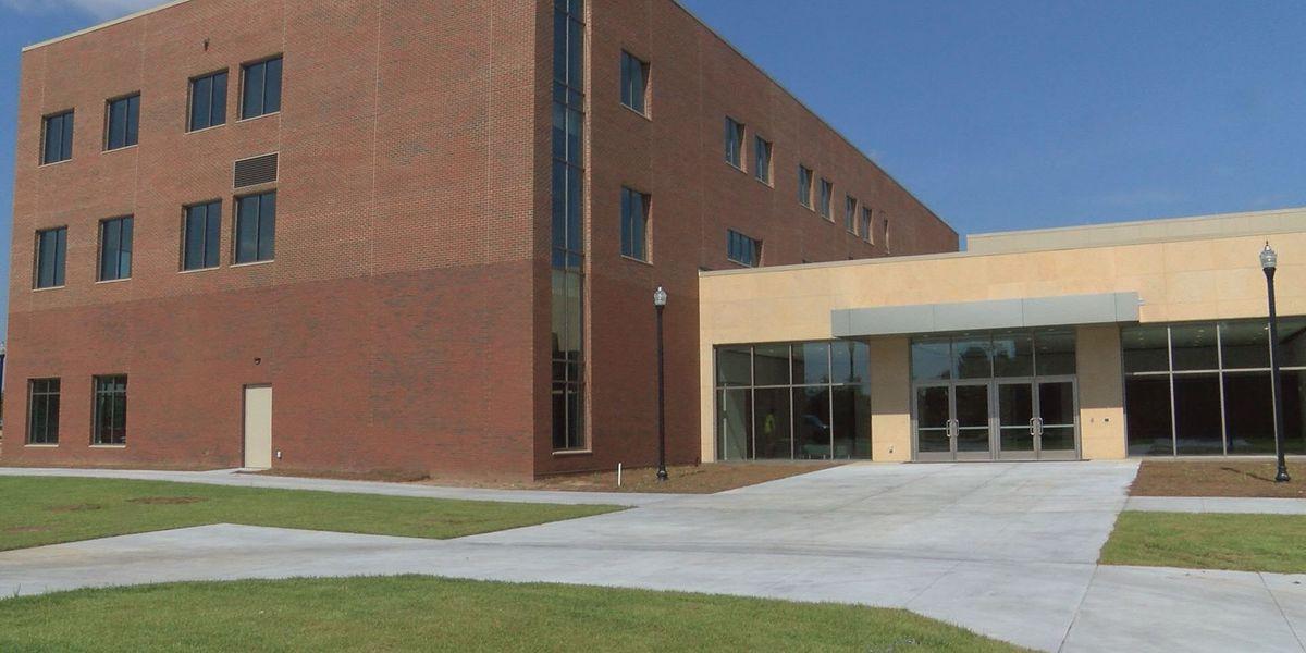 ASU staff gives tour of multi-million dollar Fine Arts Building