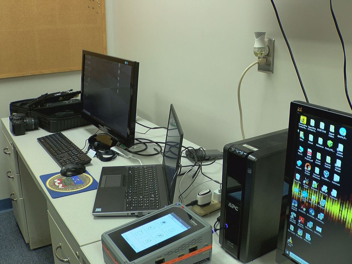 Moultrie Police Department now equipped with forensic lab