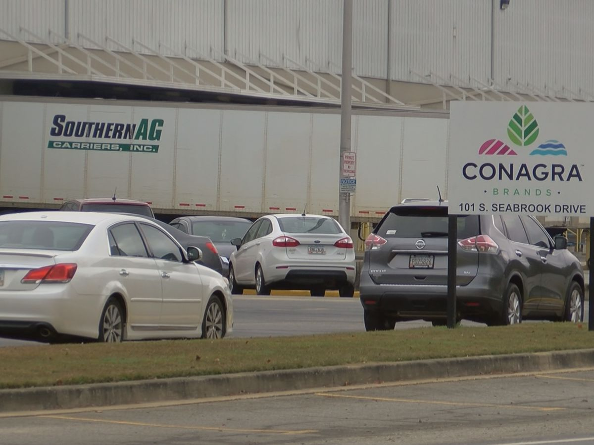 Employee performance not the reason behind ConAgra's future closing of Sylvester plant