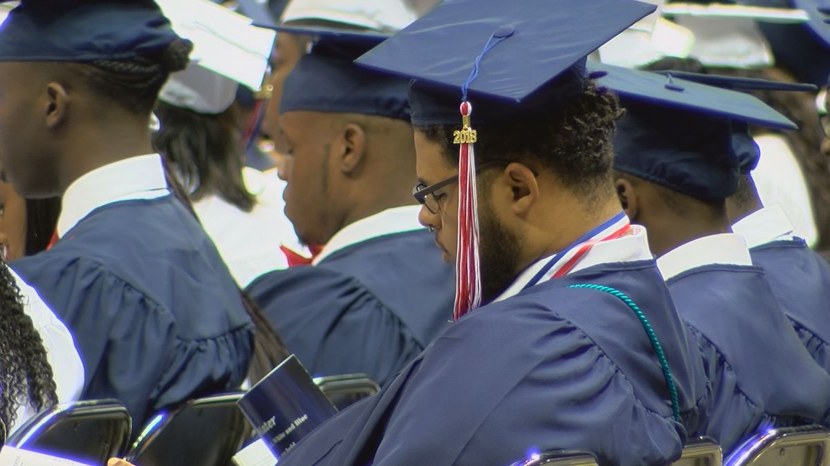 DCSS graduation rates remain high five years in a row