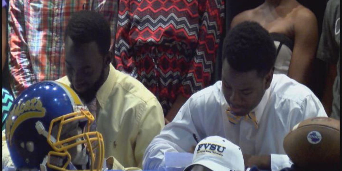 Westover duo signs with Fort Valley State