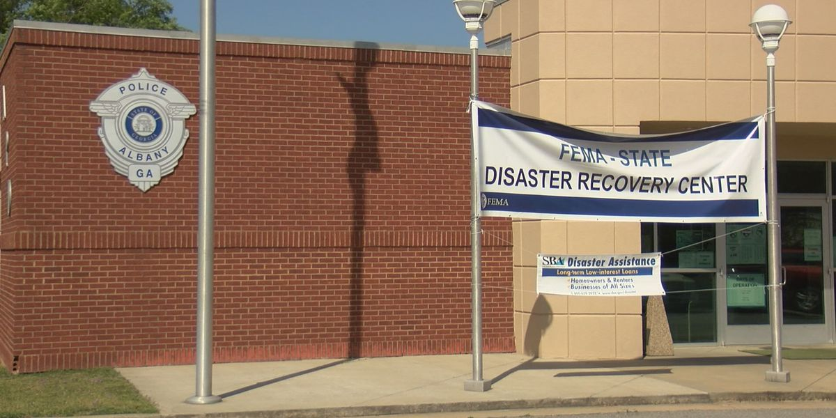 FEMA center busy, leaders ask for FEMA extension