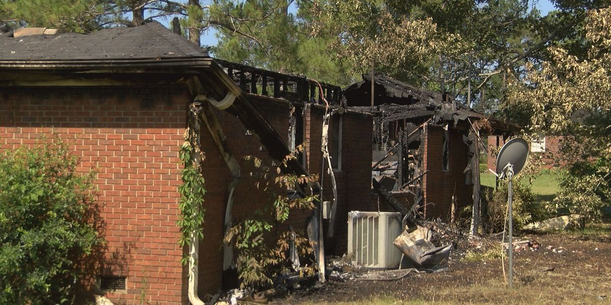 Dougherty County home destroyed by early morning fire