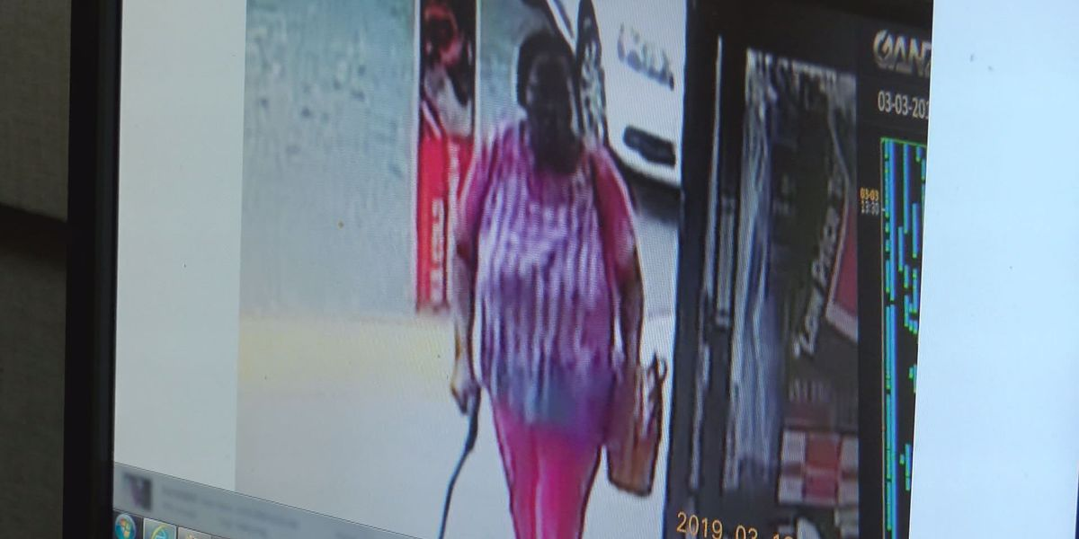 Woman wanted after taking off with a victims' lost funds