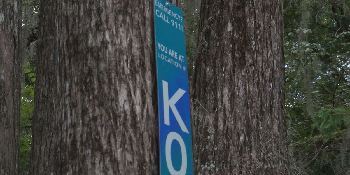 Boaters excited about new life-saving 911 markers on Kinchafoonee