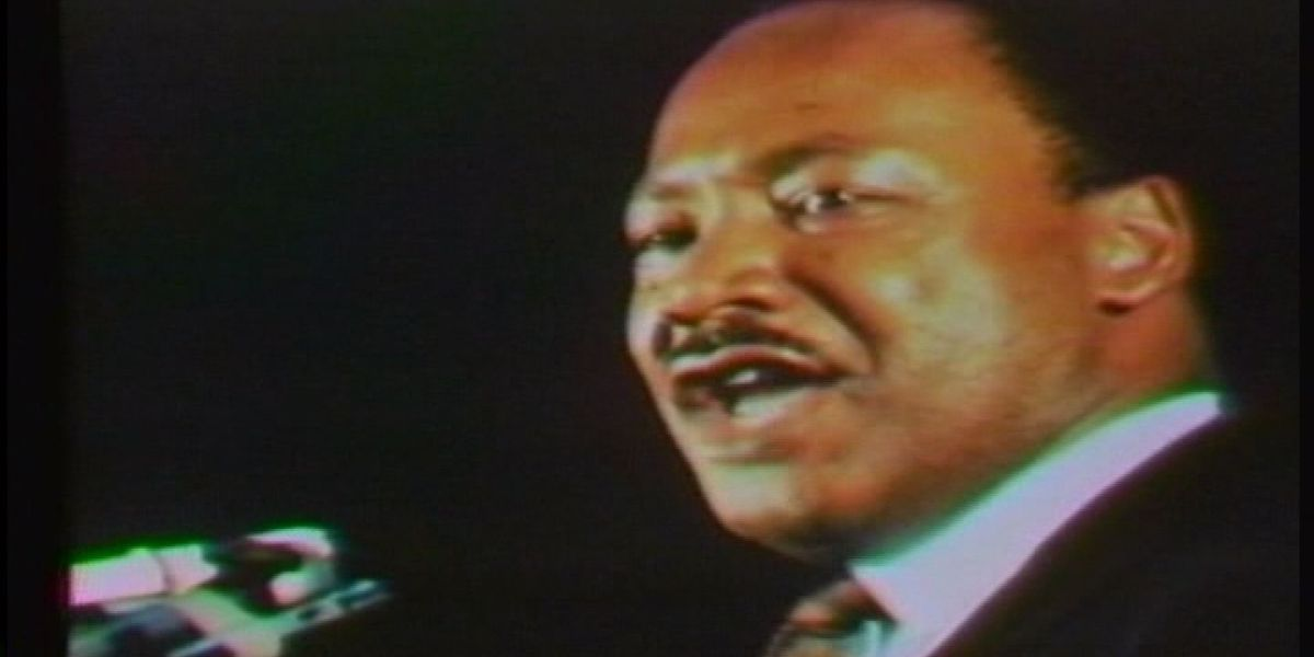 MLK remembered in Albany history