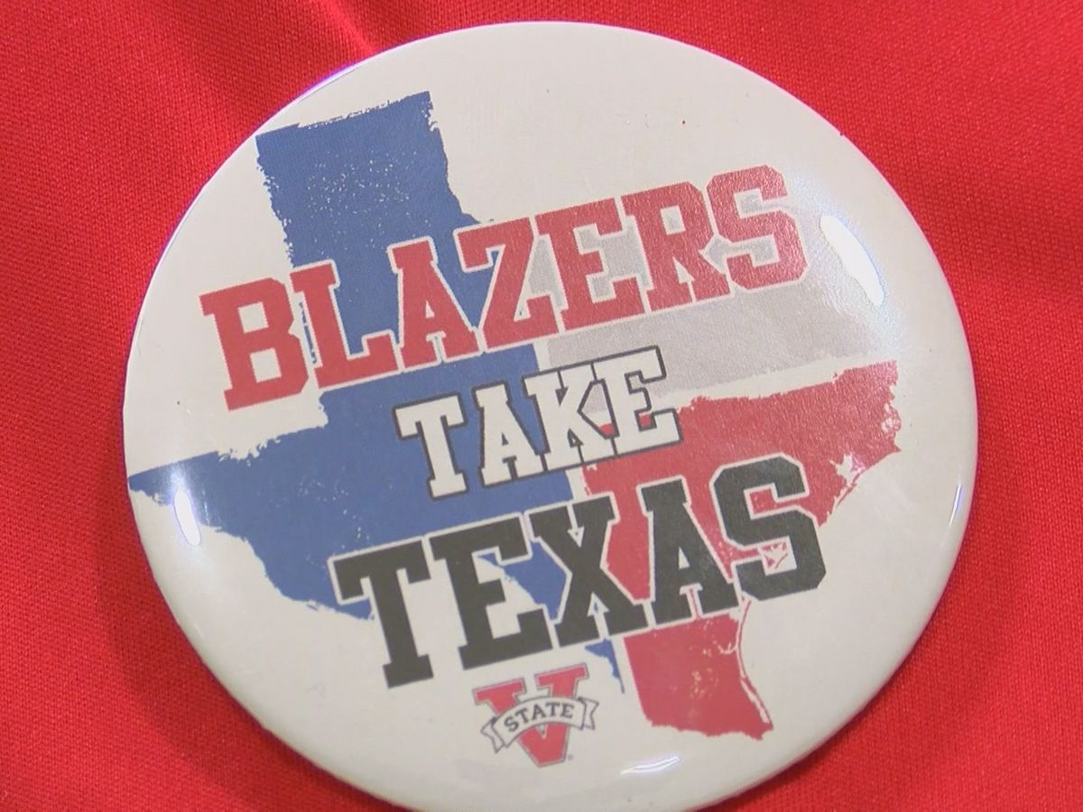 VSU Blazers take Texas