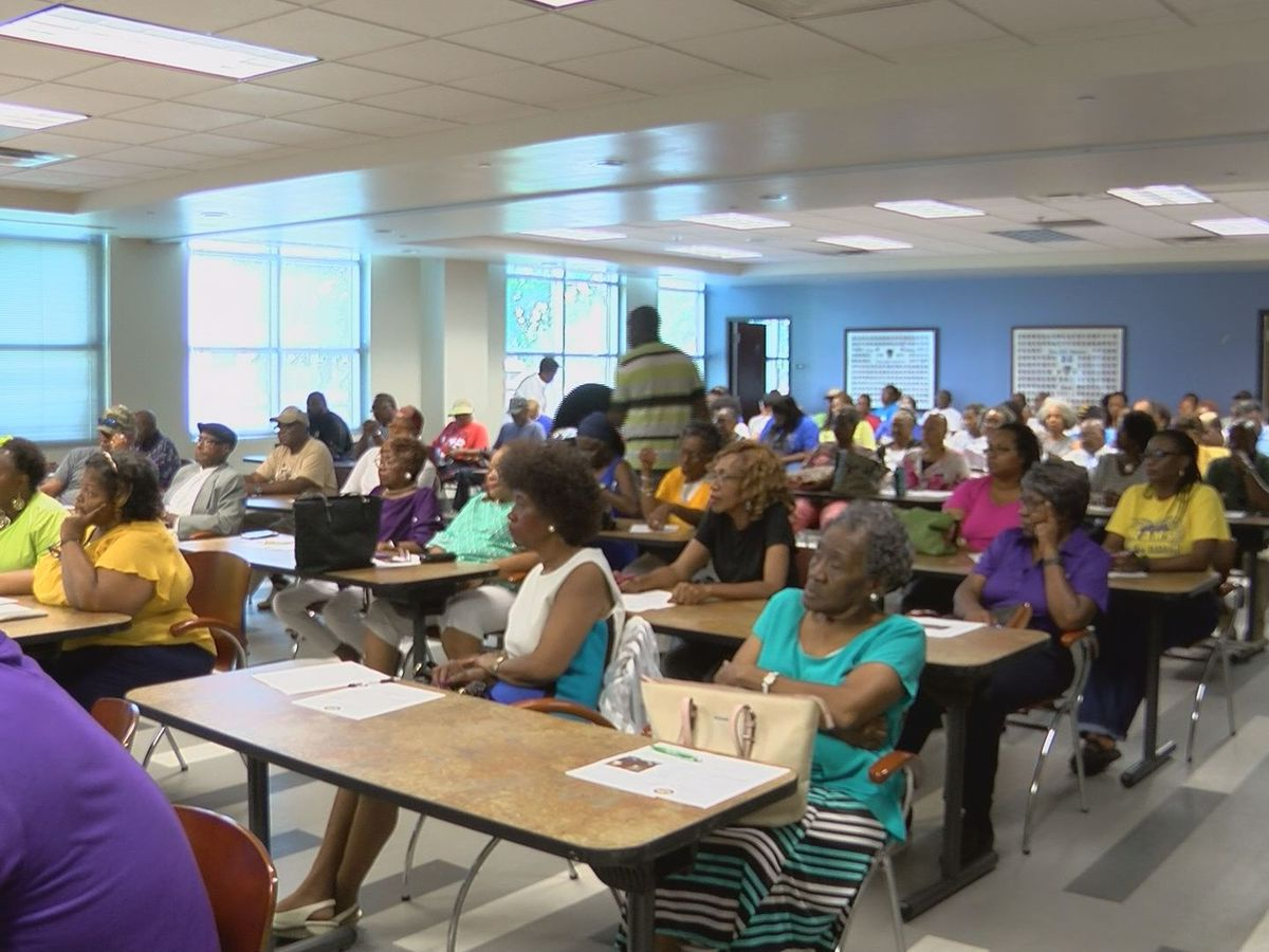 Town hall hosted by alumni to help preserve HBCUs