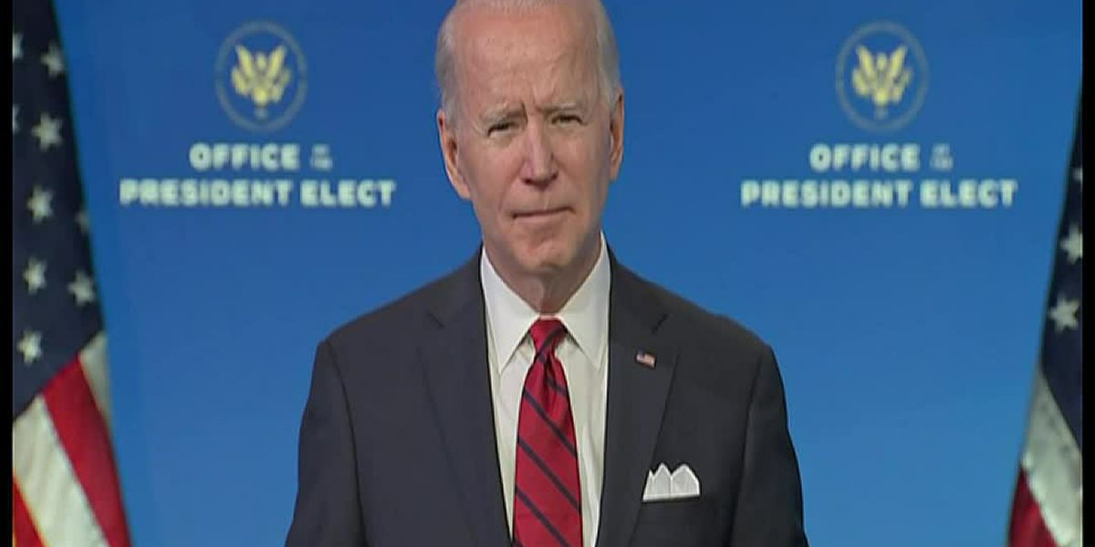 Biden outlines plan to fix 'dismal' vaccine rollout