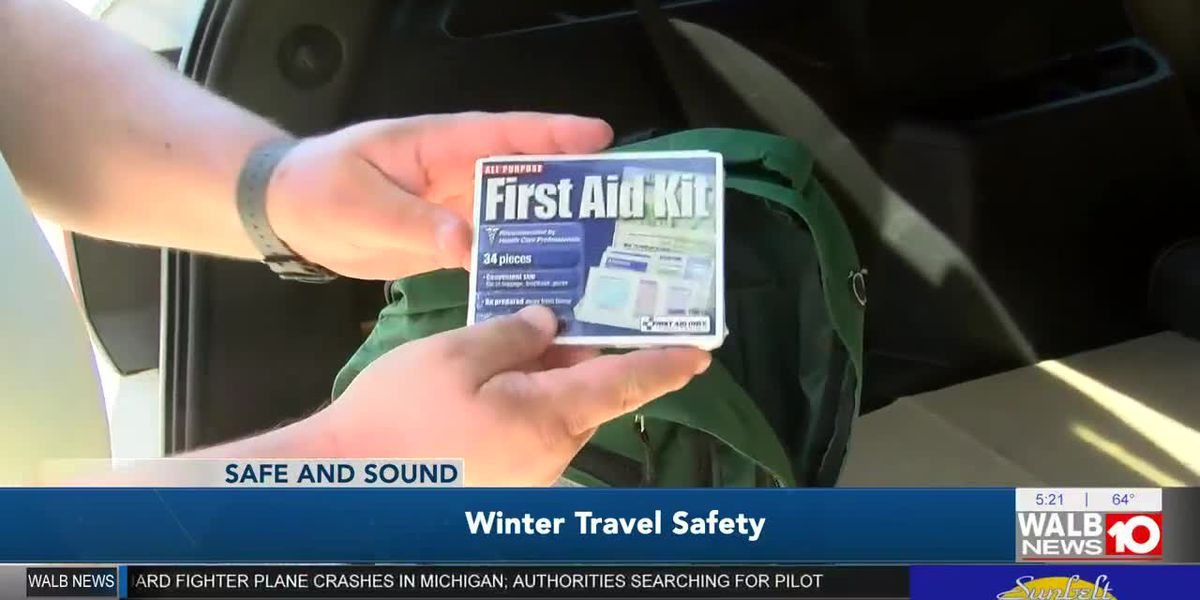 Safe and Sound: Winter Travel Safety