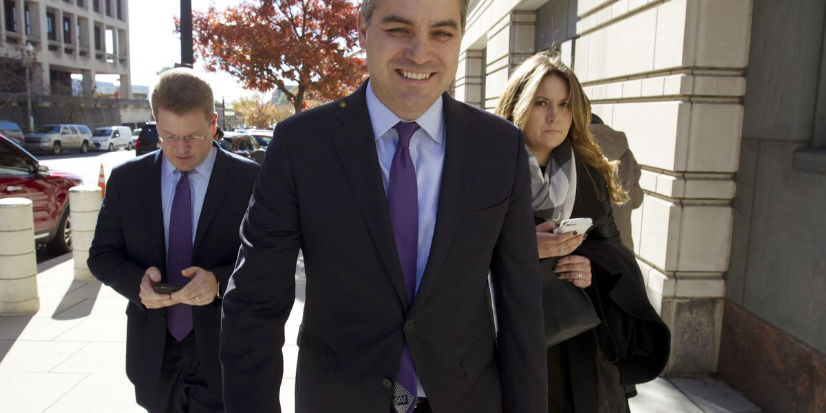 Judge: White House must return CNN's Jim Acosta's credential