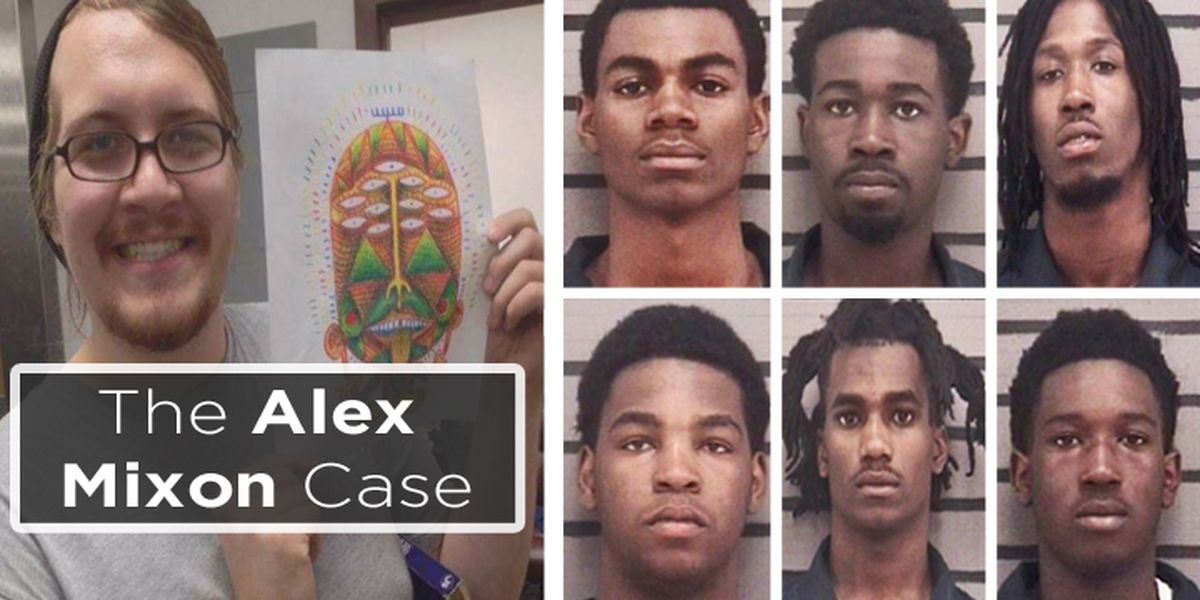 Interactive: The connections in the Alex Mixon Case