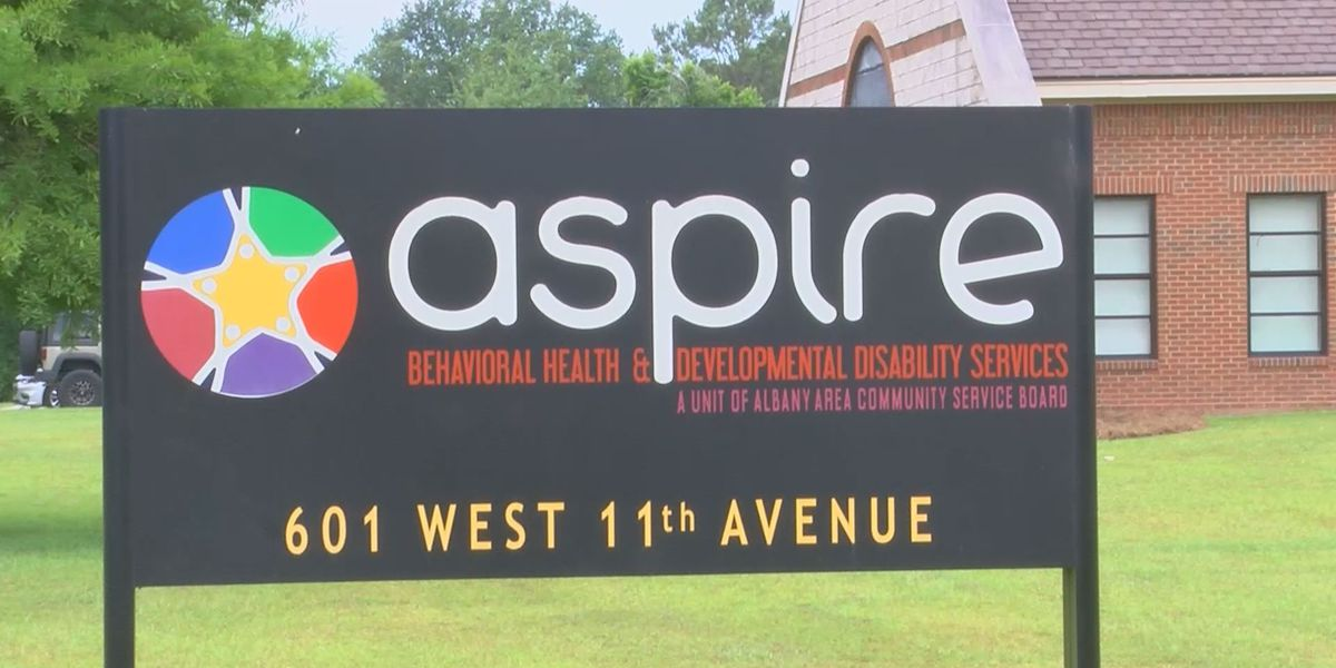 Aspire talks mental health in Southwest Georgia