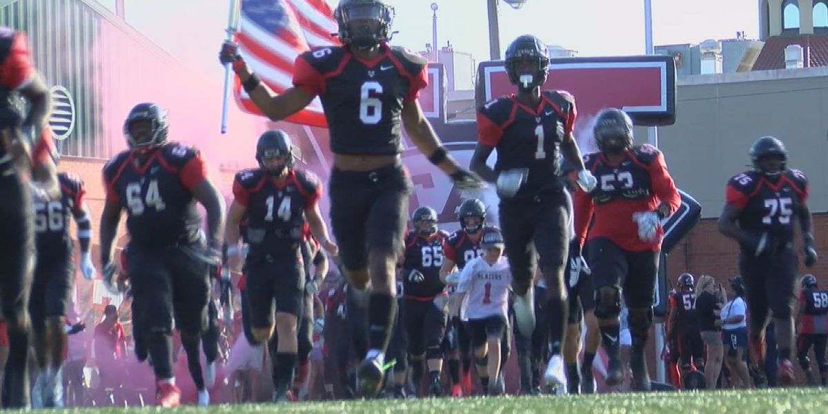 Valdosta State starts the season 2-0 after home opener