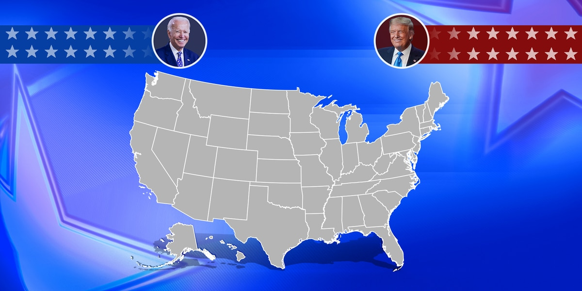 WHAT IF: Map each candidate's road to 270 electoral votes