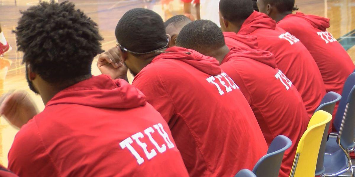 Albany Tech prepares for season with basketball alumni game