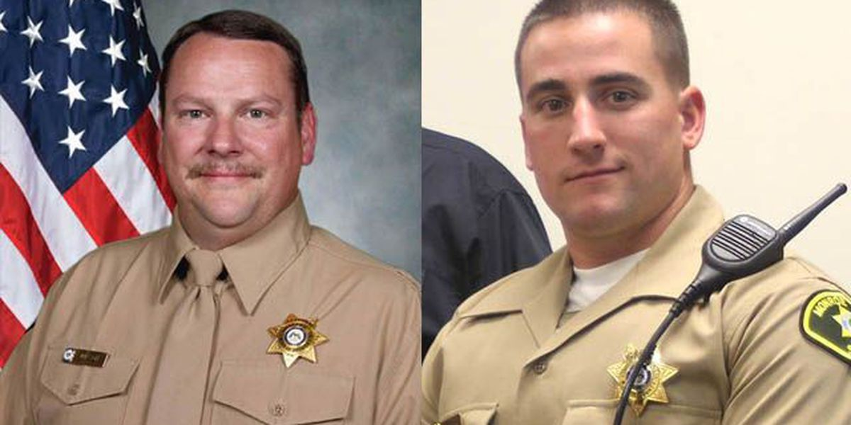 Friends remember deputy on life support after shootout