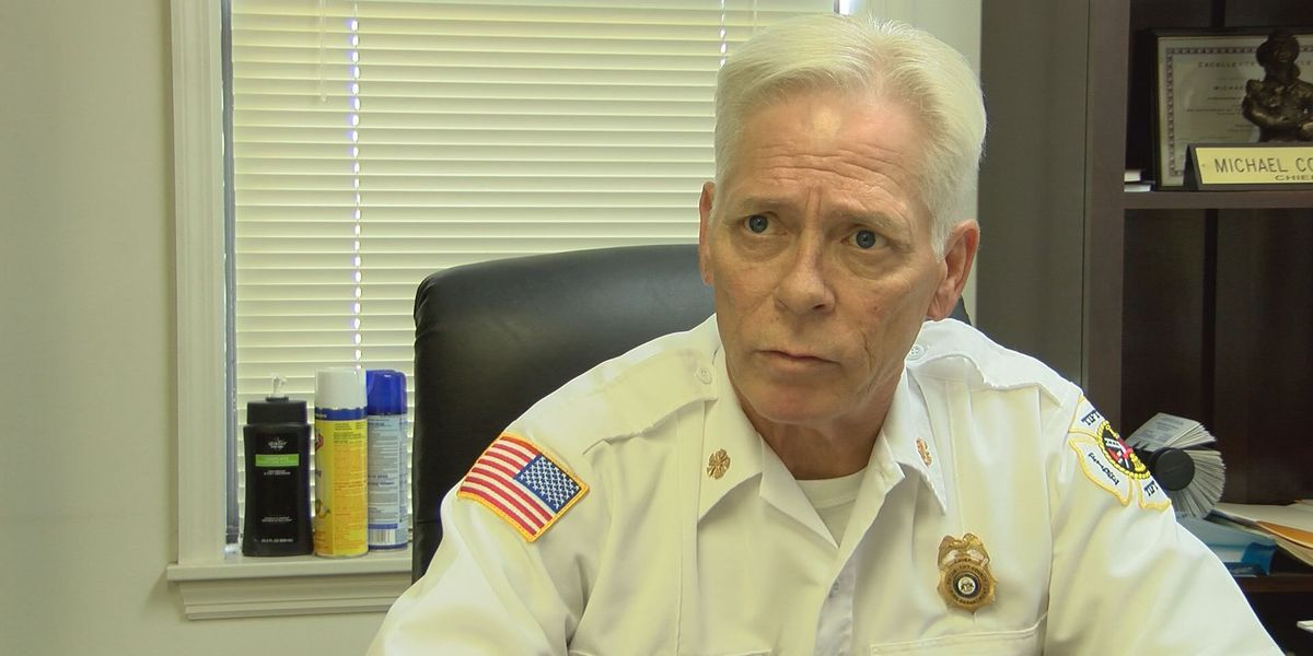Insurance Office assesses Tifton fire systems