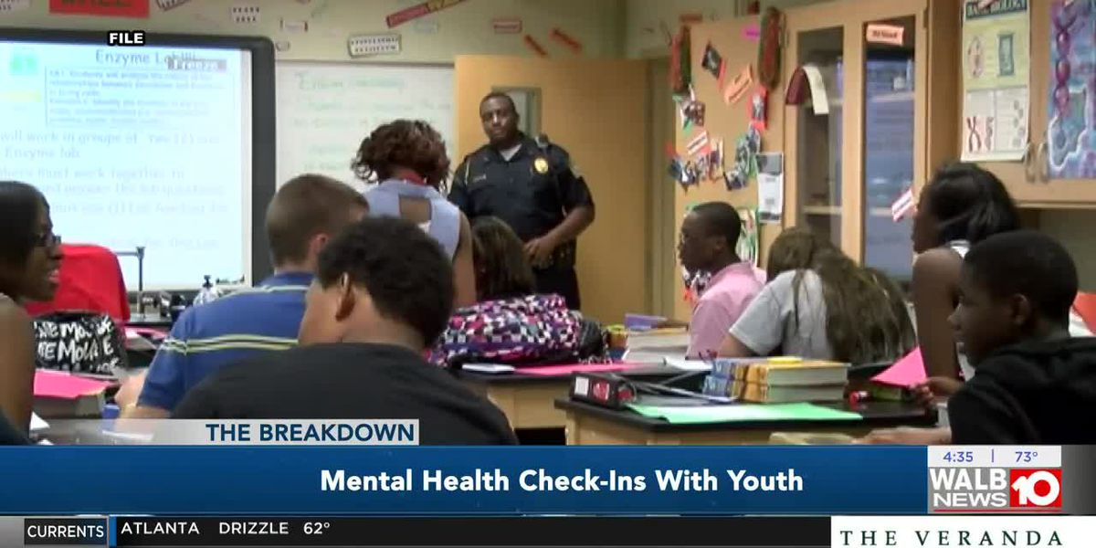 Interview: Mental health check-ins with youth