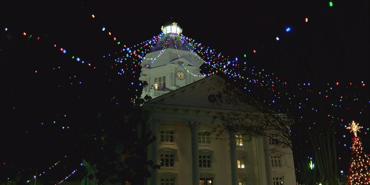 City of Moultrie adds 'new dimensions' to Christmas festivities