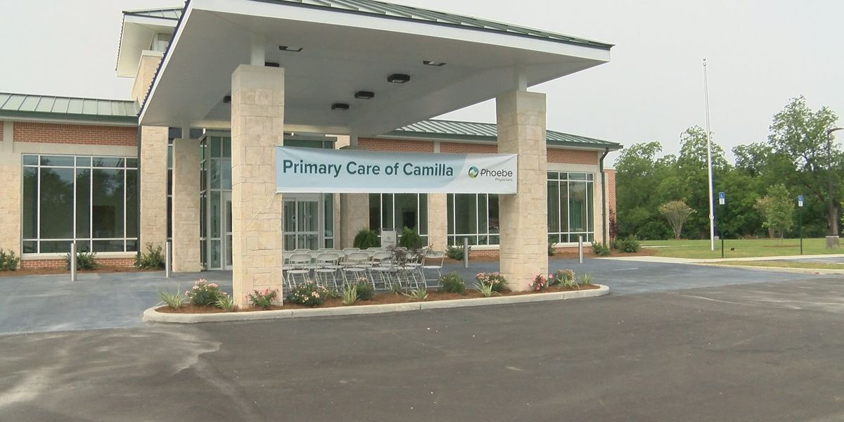 Phoebe opens new primary care facility