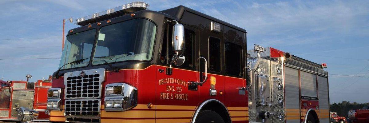 One dead in rural Decatur collision