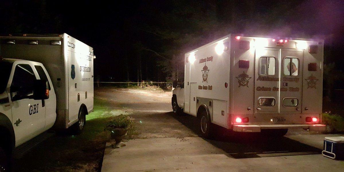 Suspect in Atkinson County murder investigation captured in Douglas