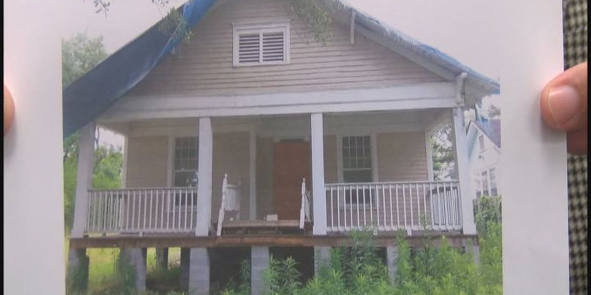Corporation plans to repair Albany home