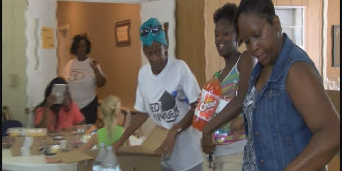 Baconton church helps feed those in need