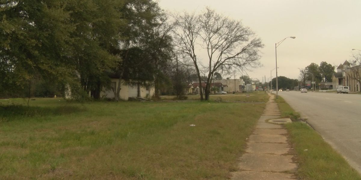 Community rally held to encourage clean up